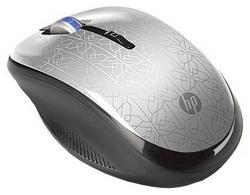 Мышь HP WE790AA Silver-Black USB