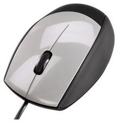 M368 Optical Mouse Black-Silver USB H-52388
