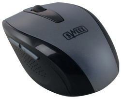 Мышь Sweex MI410 Notebook Wireless Optical Mouse Black USB