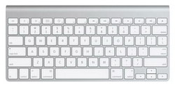 Клавиатура Apple Wireless Keyboard White Bluetooth
