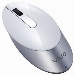 Мышь Sony BMS55/W White Bluetooth