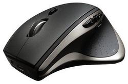 Мышь Logitech Performance Mouse MX Black USB