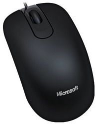 Мышь Microsoft Optical Mouse 200 Black USB JUD-00008