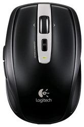 Мышь Logitech Anywhere Mouse MX Black USB 910-002899