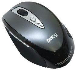 Мышь Dialog MRLK-11SU Black USB