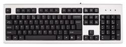 Клавиатура A4 Tech KM-720 Silver-Black PS/2