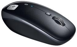 Мышь Logitech Mouse M555b Bluetooth Black