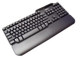 Клавиатура Dell Smartcard Keyboard Black USB