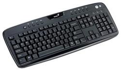 KB-220e Black PS/2 KB-220e PS
