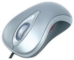 Мышь Microsoft Comfort Optical Mouse 3000 Silver USB
