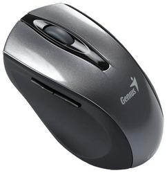 Мышь Genius Ergo 725 Laser Grey-Black USB