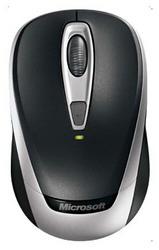 Мышь Microsoft Wireless Mobile Mouse 3000 Black USB