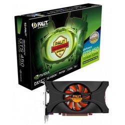 GeForce GTS 450 783 Mhz PCI-E 2.0 1024 Mb 3608 Mhz 128 bit DVI HDMI HDCP NE5S4500FHD01