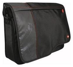 PORT Macao Messenger Black 16. сумка; размер ноутбука, дюймов: 16...