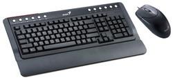 Комплект клавиатура + мышь Genius KB-C220 Black PS/2