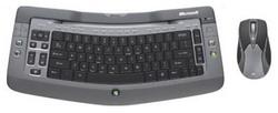 Комплект клавиатура + мышь Microsoft Wireless Entertainment Desktop 7000 Grey USB