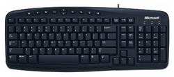 Клавиатура Microsoft Wired Keyboard 500 Black PS/2