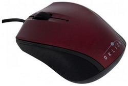 525 XS Optical Mouse Red-Black USB 525XS Red/Black