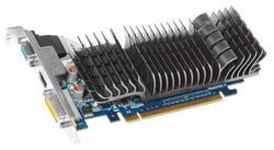 GeForce 210 589 Mhz PCI-E 2.0 512 Mb 1580 Mhz 64 bit DVI HDMI HDCP EN210 SILENT/DI/512MD3(LP)