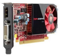 FirePro V3800 650 Mhz PCI-E 2.0 512 Mb 1800 Mhz 64 bit DVI WL048AA