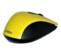 Мышь A4 Tech G9-630-4 Yellow USB