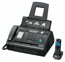 Факс Panasonic KX-FLC418RU Black KX-FLC418RU