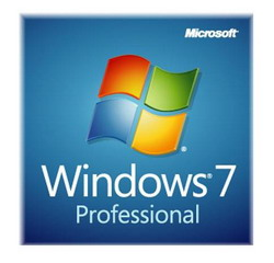 Microsoft Windows 7 Professional Russian Только лицензия