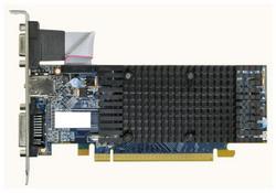Radeon HD 5450 650 Mhz PCI-E 2.1 1024 Mb 1000 Mhz 64 bit DVI HDMI HDCP H545HR1G