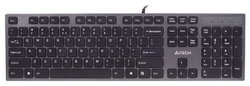 Клавиатура A4 Tech KV-300H light Grey USB