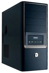 7022D 450W Black/silver HKC-7022DS-450W