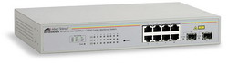 Коммутатор Allied Telesis AT-GS950/8POE-50 AT-GS950/8POE-50