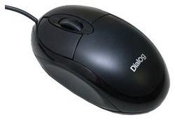 MOP-00BU Black USB MOP-00BU