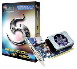 GeForce GT 430 700 Mhz PCI-E 2.0 1024 Mb 1400 Mhz 128 bit DVI HDMI HDCP SXT4301024S3LNM