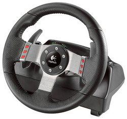 Руль Logitech G27 Racing Wheel