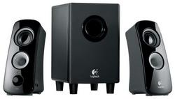 Колонки Logitech Z-323 Black 980-000356