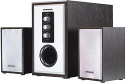 Колонки Microlab M-520 Silver-black M520 silver-black
