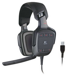 G35 Surround Sound Headset 981-000117