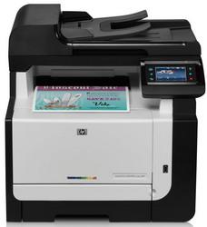 LaserJet Pro CM1415fnw CE862A