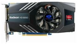Radeon HD 6850 775 Mhz PCI-E 2.1 1024 Mb 4000 Mhz 256 bit 2xDVI HDMI HDCP 11180-00-40R