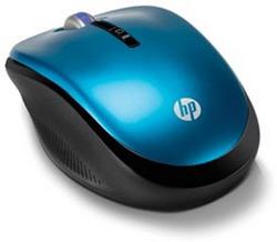 Мышь HP XP358AA Blue-Black USB