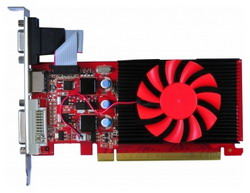 GeForce GT 430 700Mhz PCI-E 2.0 1024Mb 1070Mhz 64 bit DVI HDMI HDCP 426018336-1633
