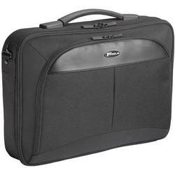 "Сумка Targus XL Notebook Case, 17 "", Black, Nylon-Koskin (CN317)."