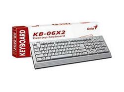 Клавиатура Genius KB06X2 Black PS/2