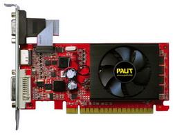 GeForce 210 589Mhz PCI-E 2.0 1024Mb 1000Mhz 64 bit DVI HDMI HDCP NEA21000FHD06