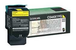 Картридж Return Program Cartridge для принтерoв Lexmark С544