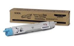 Тонер-картридж Xerox 106R01214 голубой