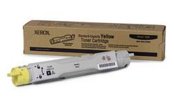 Тонер-картридж Xerox 106R01216 желтый