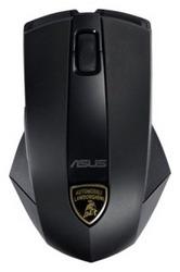 Мышь Asus WX-Lamborghini Black USB