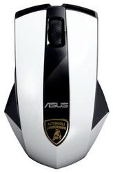 Мышь Asus WX-Lamborghini White USB