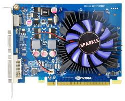 GeForce GT 440 810Mhz PCI-E 2.0 1024Mb 1800Mhz 128 bit DVI HDMI HDCP SXT4401024S3NM